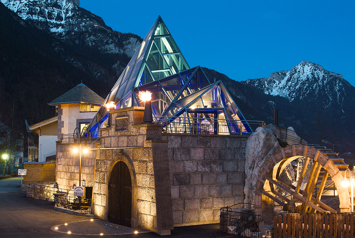 Erlebniszentrum Tiroler Steinöl